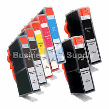 7* PACK 564 564XL New Ink Cartridge for HP PhotoSmart 7510 7520 7525 C6350 B8550