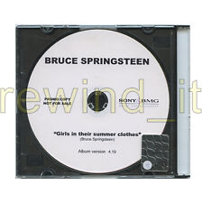 "BRUCE SPRINGSTEEN ""GIRLS IN THEIR SUMMER CLOTHES"" RARE CDs PROMO"