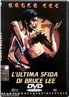 Dvd L'ultima sfida di Bruce Lee 1981 Usato
