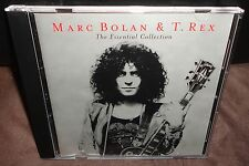 Marc Bolan & T. Rex - The Essential Collection (CD, 2002) 24 Tracks