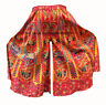 INDIAN HANDMADE COTTON HAREM PLAZO YOGA MEN WOMEN TROUSER BAGGY GYPSY BOHO ART