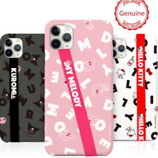 Genuine Hello Kitty Friends Hard Case Strap Galaxy S9 Galaxy S9 Plus Case