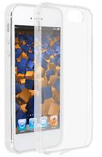 mumbi Hülle für iPhone SE 5 5s Schutzhülle Slim Case Tasche Cover Transparent