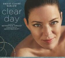 EMILIE-CLAIRE BARLOW - CLEAR DAY [SLIPCASE] * NEW CD