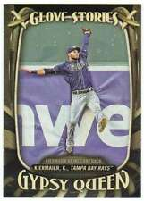 2016 Topps Gypsy Queen Glove Stories Insert #GS-3 Kevin Kiermaier Rays