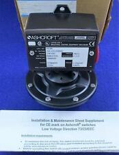 "ASHCROFT B420B Pressure Switch Control 150"" H2O 15A 125/250VAC"