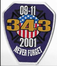 New York Fire Department (FDNY) 9-11-01 Patch V6