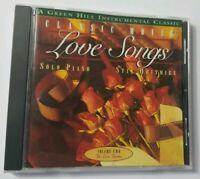 Stan Whitmire CD Classic Movie Love Songs Volume Two 1995 Green Hill Music