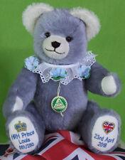 HRH Prince Louis Teddy Bear Limited Edition by Hermann Spielwaren - 13179-1