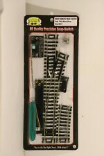 Atlas HO Scale Right Remote Snap Switch Code 100 Nickel Silver #851 w Free ship!