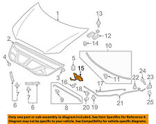 MITSUBISHI OEM 10-15 Outlander Hood-Lock Latch 5908A106