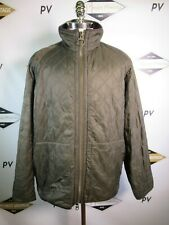E7607 VTG BARBOUR Full-Zip Quilted Jacket