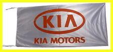 KIA MOTORS FLAG BANNER  picanto sportage sorento 5 X 2.45 FT 150 X 75 CM