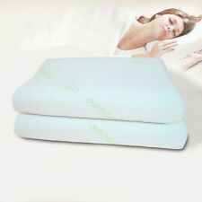 Hotel Comfort Bamboo Pillows Memory Foam King Size Hypoallergenic Set ofUB
