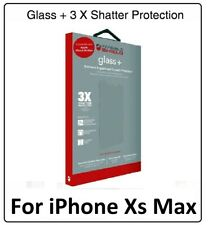 ZAGG Invisible Shield Glass + Screen Protection for iPhone Xs Max