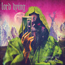 LORD DYING Summon The Faithless CD NEW Relapse Records CD7220R