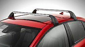 Genuine Toyota Corolla Sedan Removable Roof Rack Cross Bars