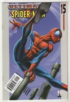 Ultimate Spider-Man #15 (Jan 2002, Mavel) Brian Michael Bendis, Mark Bagley H