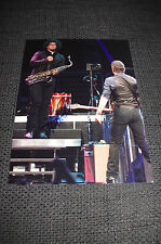 JAKE CLEMONS signed 8x11 inch Photo InPerson 2012 in Berlin BRUCE SPRINGSTEEN