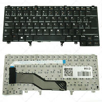 TECLADO ESPAÑOL para PORTATIL Dell Latitude E6320 E6420 E5420 (sin Point)