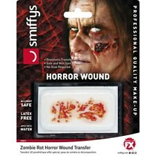 Horror Wound Transfer Zombie Rot Special FX Halloween Make Up