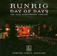 Day Of Days - The 30th Anniversary Concert von Runrig   CD   Zustand gut