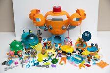 Fisher price Octonauts Octopod vainas de piezas de repuesto