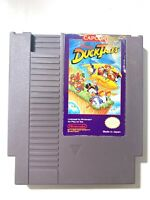 **Duck Tales, Disney's - Original Nintendo NES Game Tested + Working & Authentic