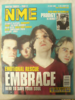 NEW MUSICAL EXPRESS MAGAZINE 23rd may 1998 nme