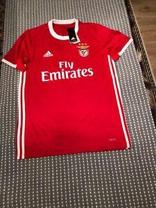 Benfica Lissabon Trikot in Rot,Gr L