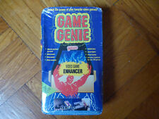 Game Genie Video Game Enhancer Nintendo NES New in Box Galoob Camerica version