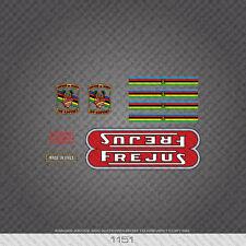 01151 Frejus Bicicletta Adesivi-Decalcomanie-Transfers