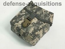 NEW Military Issue ACU IFAK MOLLE First Aid Pouch / Large Utility Pouch