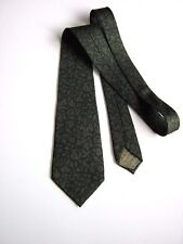 TIE BREAK by BREUER PARIS 100%  SETA SILK  MADE IN FRANCE ORIGINALE