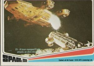 Donruss Space 1999 Trading Card Singles 1976 # 29