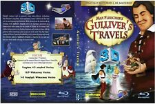 Gulliver's Travels 3-D WIDESCREEN 3-in-1 BLU-RAY Limited Edition Restored film