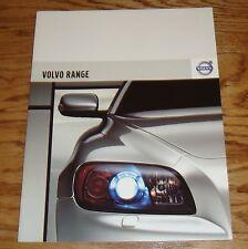 Original 2007 Volvo Full Line Sales Brochure 07 C70 XC70 XC90 S40 S60 S80 V50