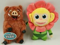 Wonder Park Greta Wonder Chimp Plush Stuffed Animals Toys NEW