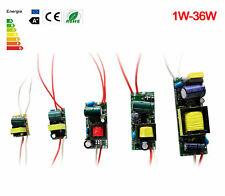1-36W Led driver light power supply transformer 3v 12v 300mA constant adapter IC