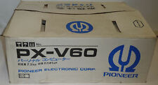 CONSOLE PALCOM PIONEER MSX PX-V60 SYSTEM COMPLETE NEW NEVER USED RARE