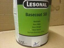 Lesonal SB 96M Solvent Basecoat Tinter  3.75 litre      Akzo Paint