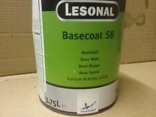 Lesonal SB 23 Solvent Basecoat Tinter  3.75 litre      Akzo Paint