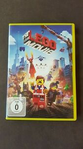 DVD THE LEGO MOVIE