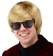 Heini Perücke blond NEU - Karneval Fasching Perücke Haare