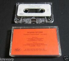 SCHOOL OF FISH 'HUMAN CANNONBALL' 1993 PROMO CASSETTE