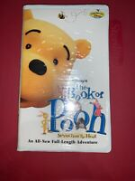The Book of Pooh Stories From The Heart (VHS 2001) Disney Playhouse Tigger