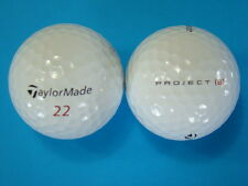 50 TAYLORMADE PROJECT A GOLF BALLS IN A/B GRADE CONDITION