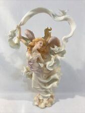 "Roman Seraphim Classics Figurine""Jillian, Cherish The Day� 2000 Limited Ed Angel"