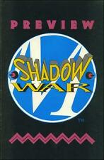 SHADOW WAR PREVIEW #1 (MILESTONE/1993) comic book (bx1)