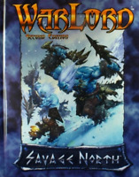 Warlord Second Edition - Savage North (Reaper Rage Game)